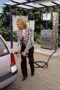 Tankstelle Autogas